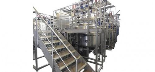 Batch Biowaste decontainment system