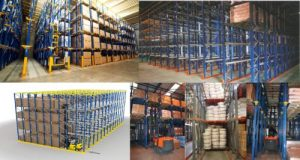 Drive-in Racking System for High Density Storage