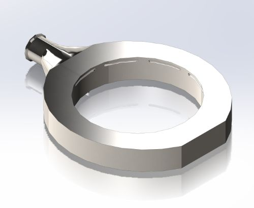 Dust Extraction Rings