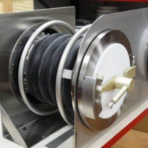 RTP Transferring Stopper into a Sterile filling line