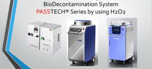 VHP Decontamination Systems